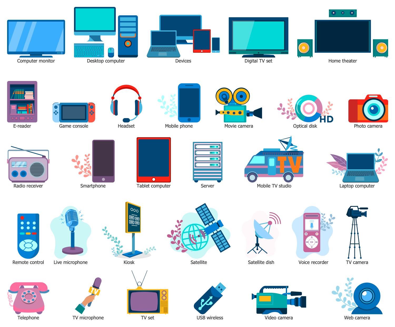 Design Elements — Media Technique