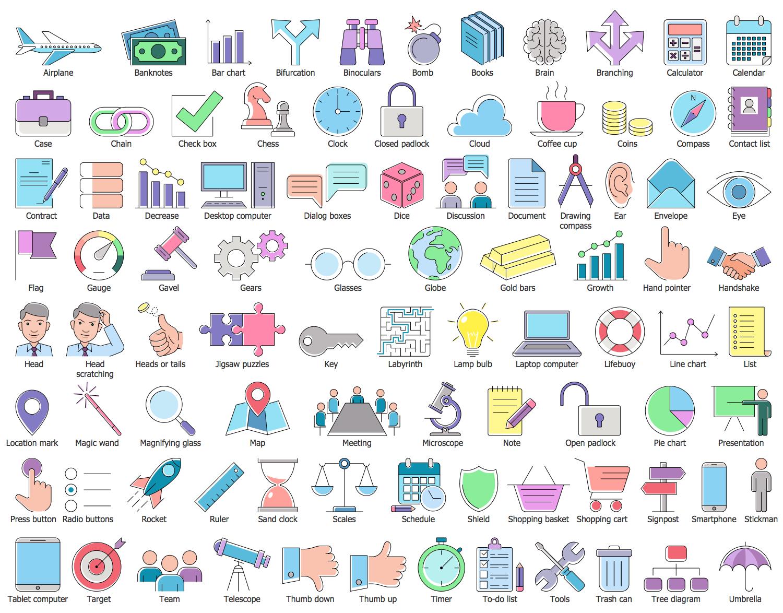 Design Elements — Decision Icons