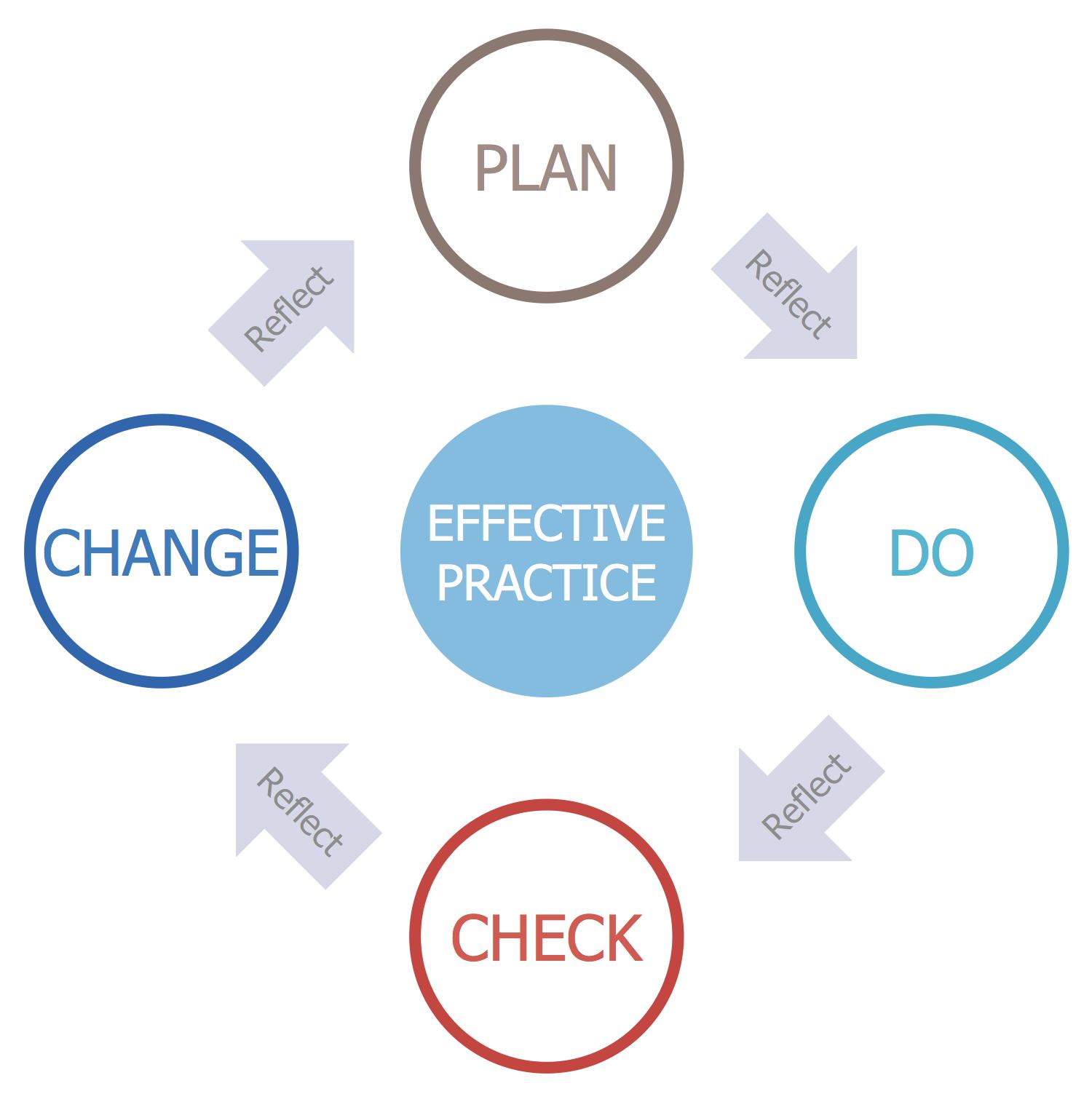 Effective Practice PDCA