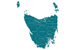 Tasmania Local Government Areas