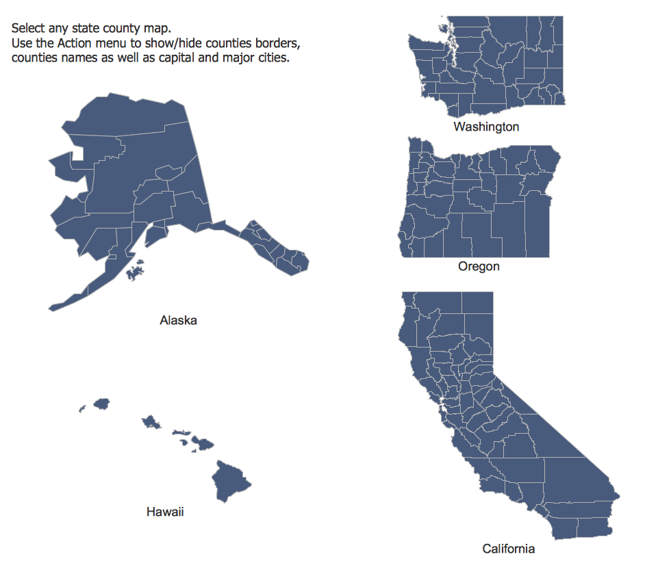 Design Elements — Pacific States