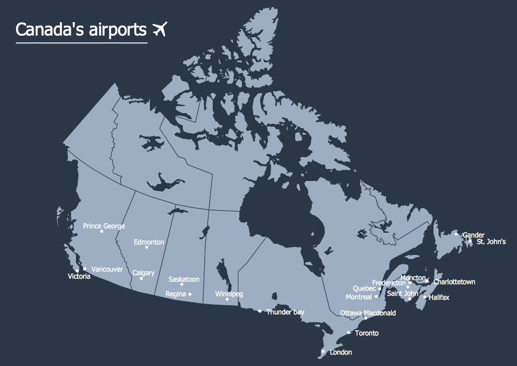 Canada's Airports