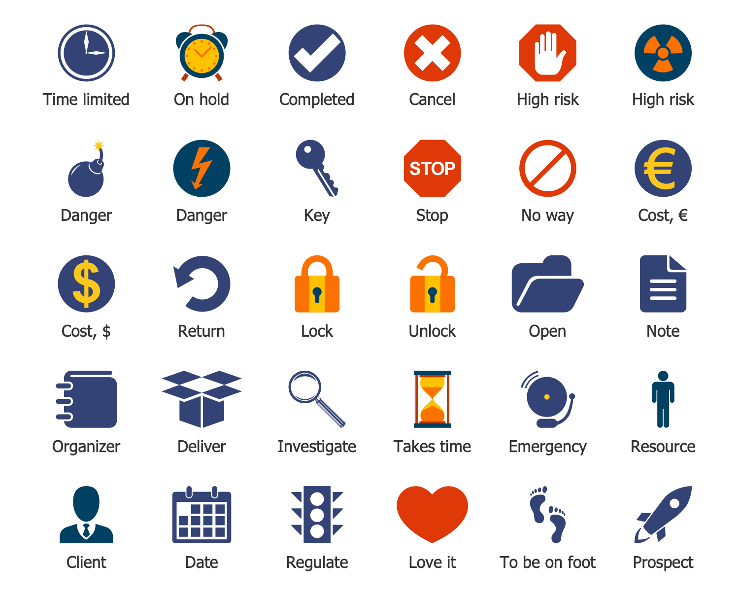 Design Elements — Basic Symbols