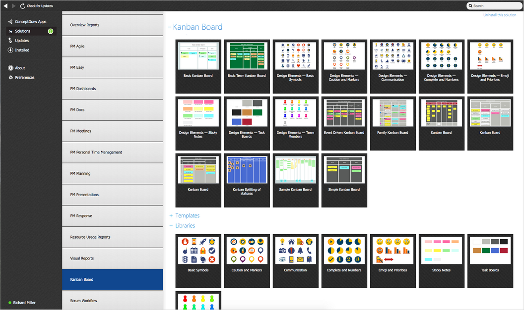 Kanban Board solution - Start Using