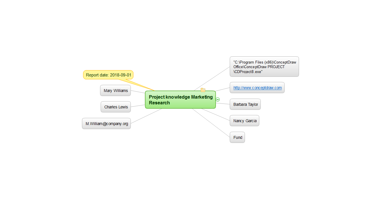 MINDMAP Report — Project Knowledge
