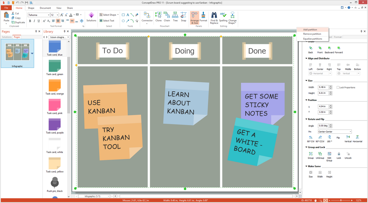 SCRUM Workflow for Microsoft Windows