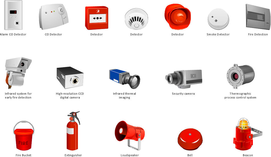 Design Elements — Fire Safety Equipment