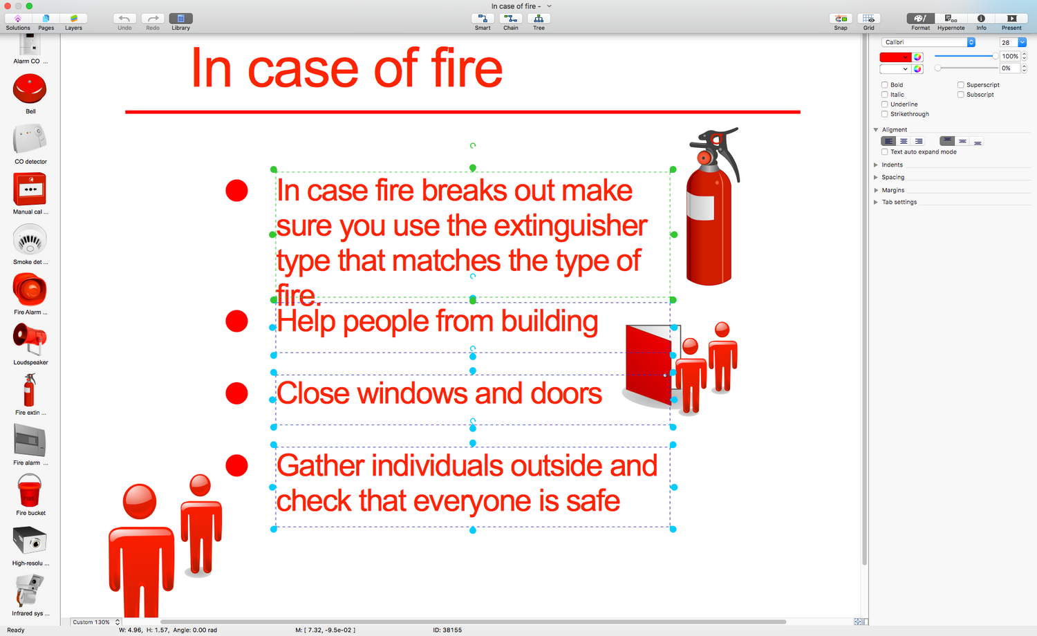 Safety and Security Solution   ConceptDraw