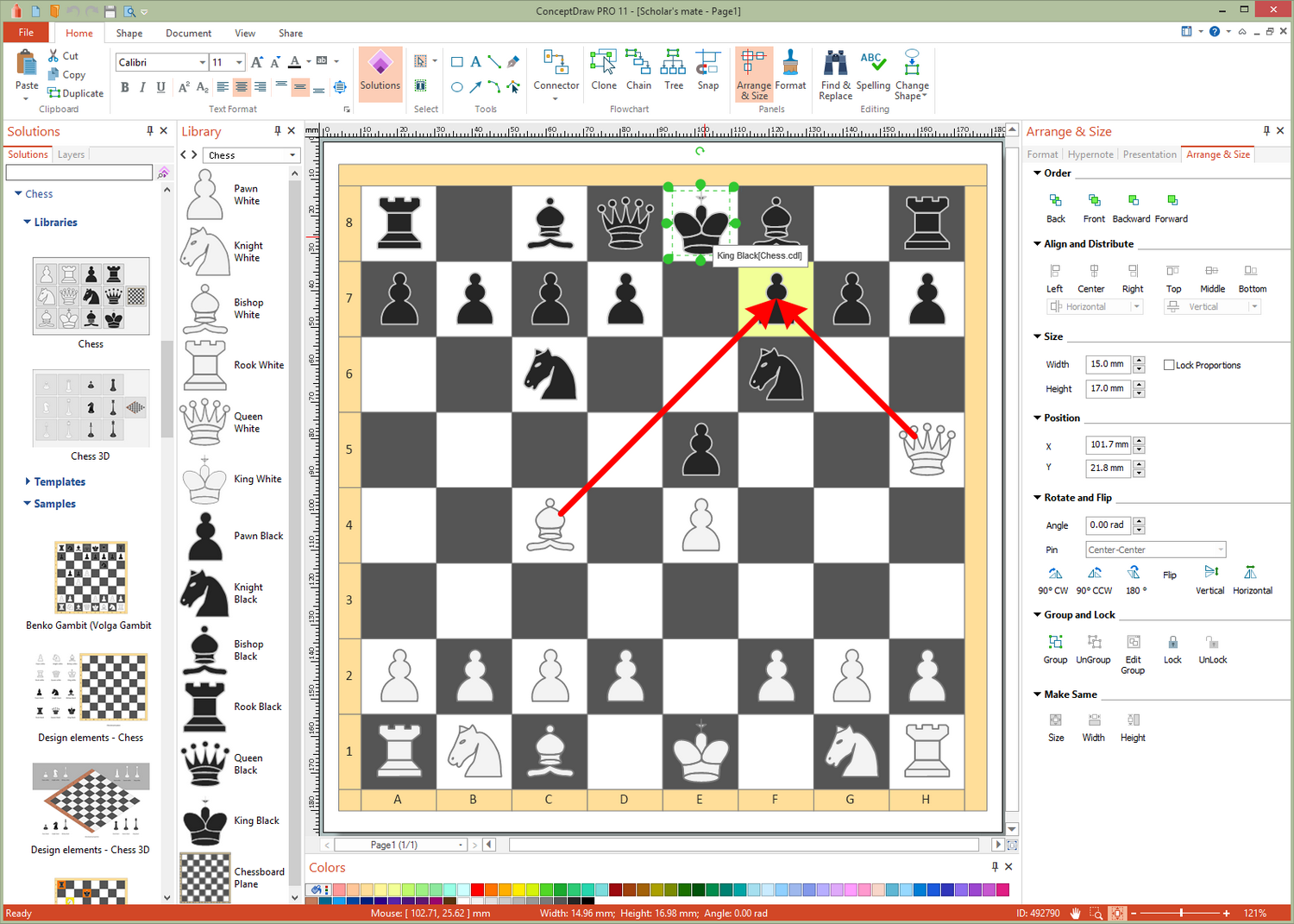 Chess Solution for Microsoft Windows