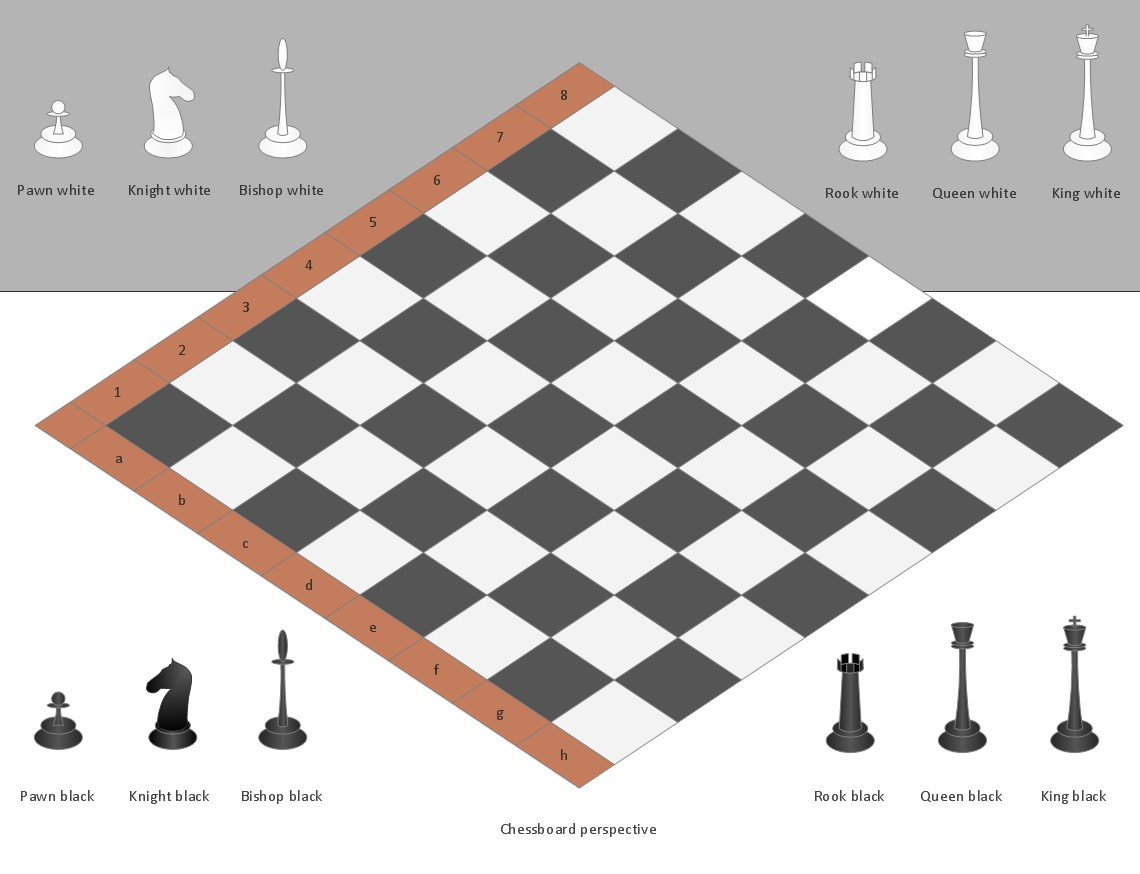 Design Elements — Chess 3D