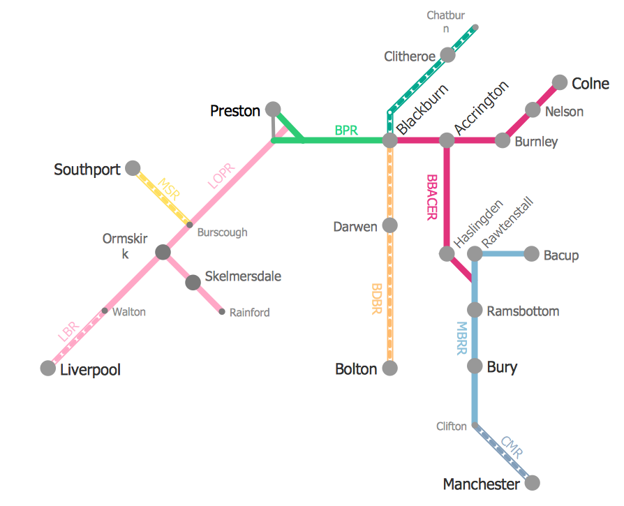 Metro-Map-ELR-Route-Map Draw Route On Map on draw a route map, draw my route map, draw your own map online,