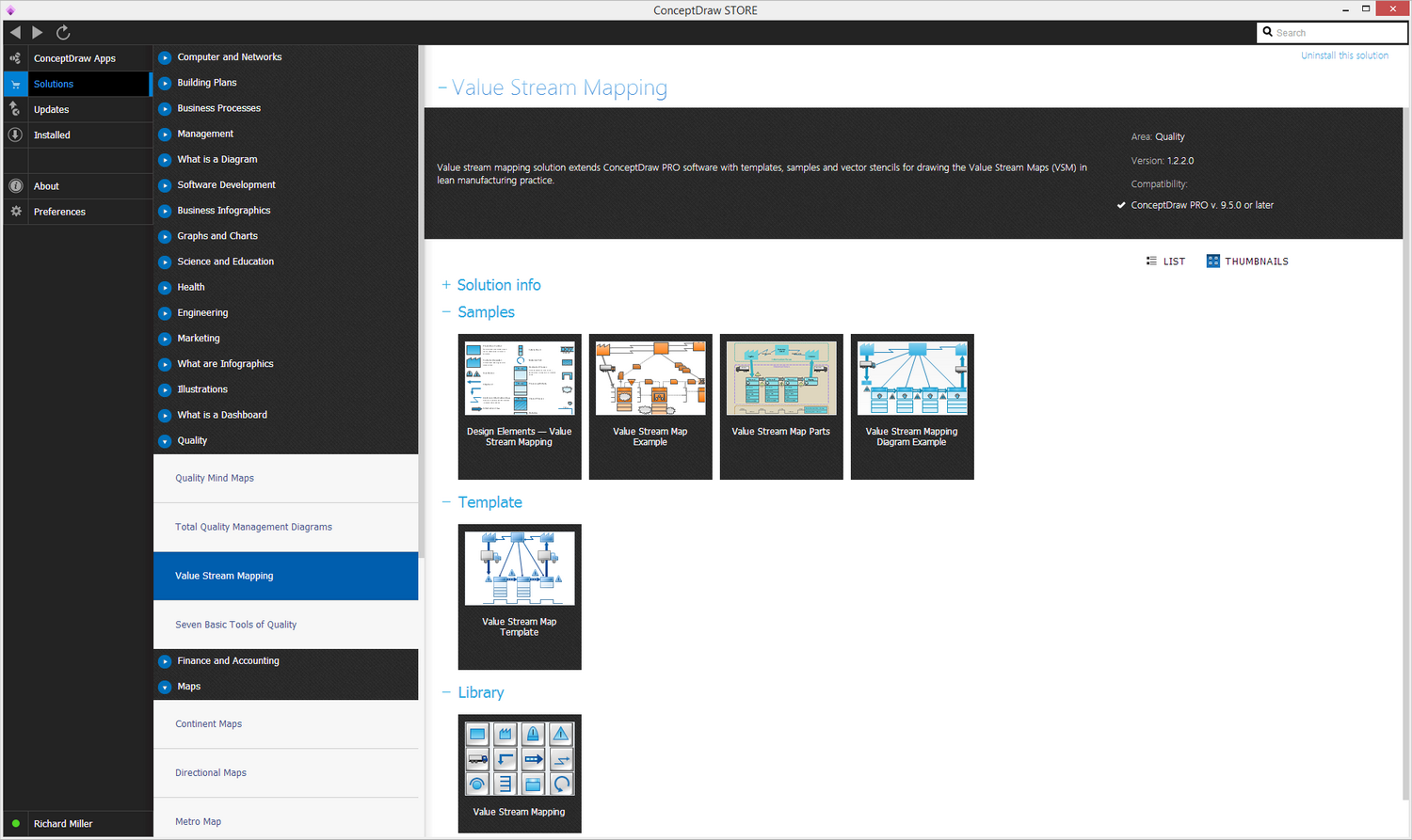 Value Stream Mapping Solution   ConceptDraw