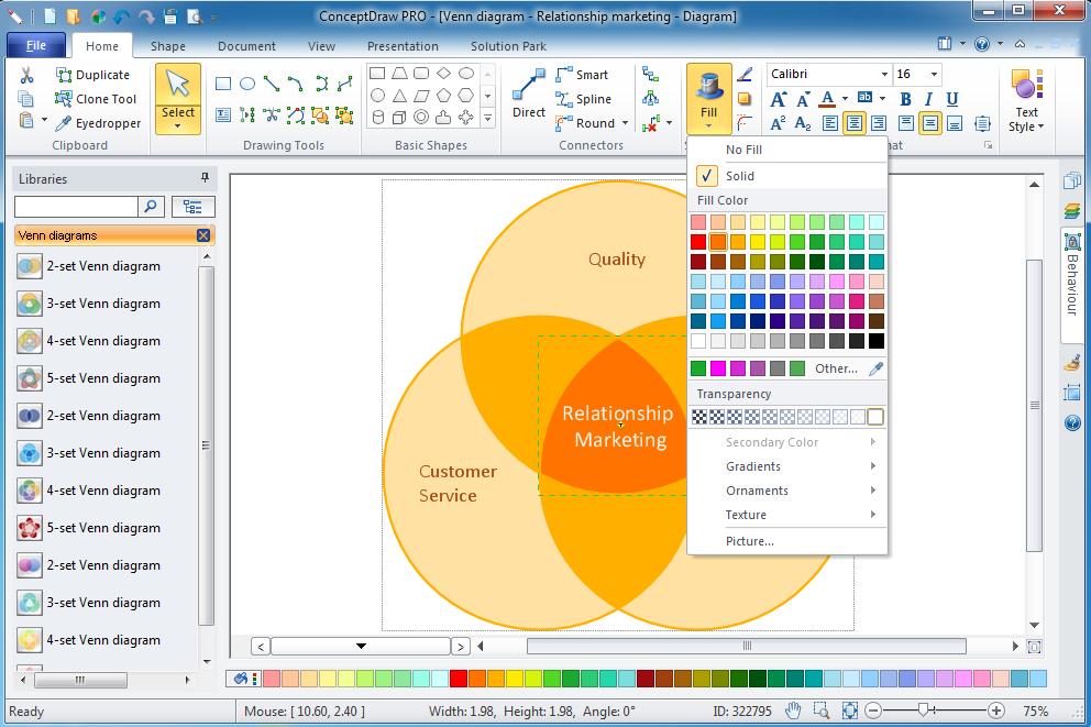 Venn diagram program idealstalist venn diagram program ccuart Image collections