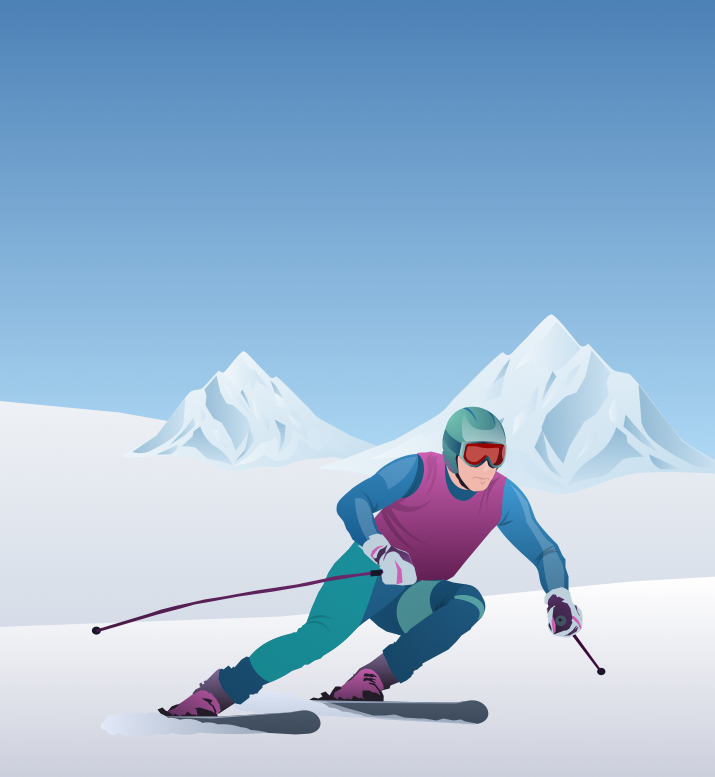 Example 4: Winter Olympics — Alpine Skiing