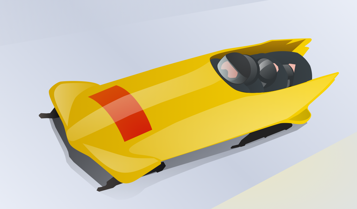 Example 2: Winter Olympics — Bobsleigh