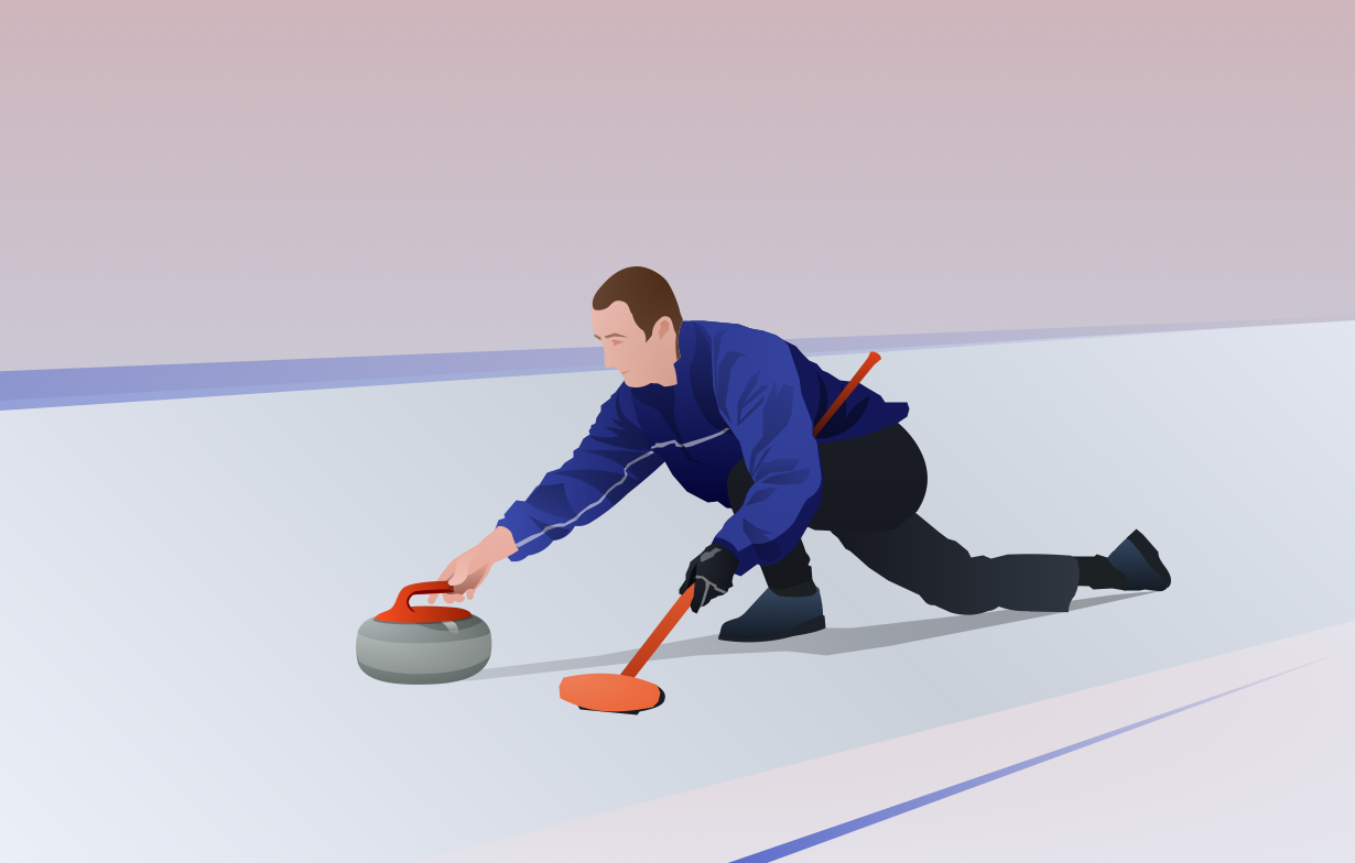 Winter Olympics – Curling