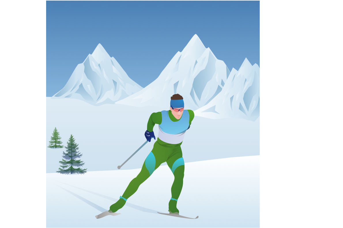 Winter Olympics – Cross-country Skiing