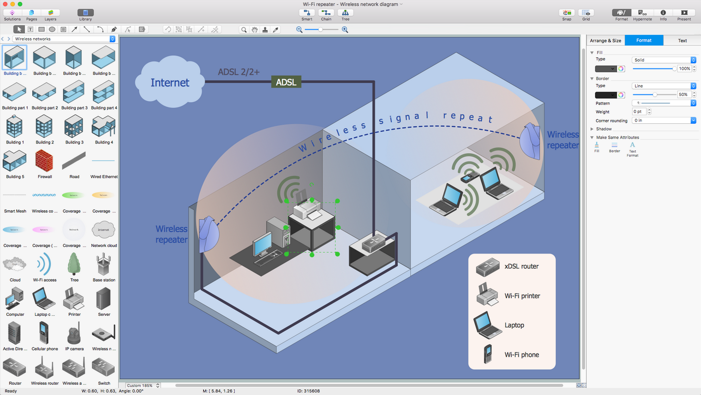 Wireless Networks Solution for Mac OS X