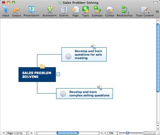 Create task tree
